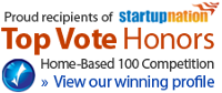 2010 Home-Based Business Competition (#1 Top          Vote          Recipient)